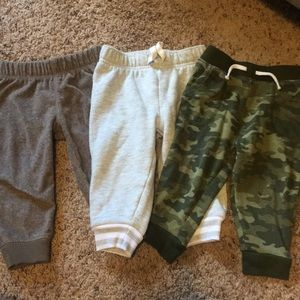 Other - Set of three sweatpants 12 months